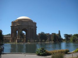 Palace of Fine Arts by Shiskababe