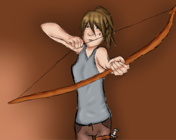 Lara Craft Tomb Raider Reborn Come And Get Me by fuzzyhairedchick