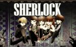 SHINee SHERLOCK Japanese by Pulimcartoon