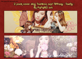 [CZ] 2 pack Taeyeon Tiffany (TaeNy) - by PyPy192 by PyPy192