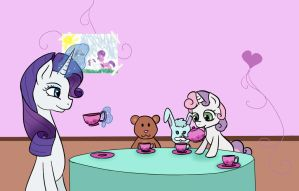 Tea Party by Drizzle84