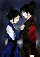 Gu Family Book Fanart by punnoji