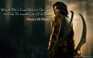 Prince Of Persia Quotes 1 by Vinay-TheOne