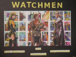 Watchmen by LeraDraco69