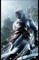 Altair Assassin's Creed Sig by DeBaron8