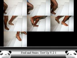 Fred and Stairs TU V.2 1 by Ahrum-Stock