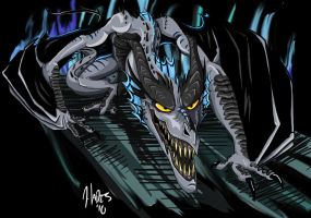 Hades' Wyvern by Lady-----HADES