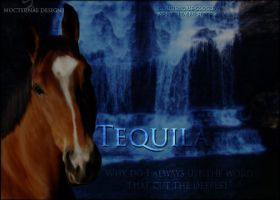 Tequila by oceancoralgraphics