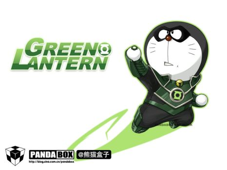 84Green Lantern by AXEL-LEE