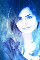 Clara in blue by whovianmiss