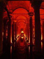 Cisterns of Instanbul by rell01