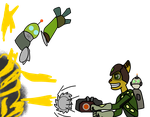 TTVG15 Ratchet and Clank by HyperForceGo