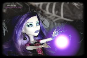 Monster High Spectra by Bounty-Cyrus