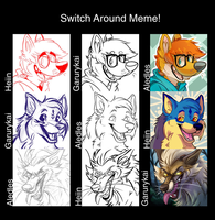 Switch Meme! by Aledles
