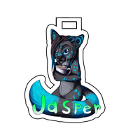 Jasper Badge by Riokou