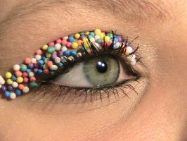 Sweet Candy Eye8 by The-Dragoness