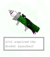 Rocket. Launcher. by Firestormxx