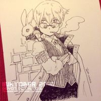 #inktober2016 DAY07 by lita426t