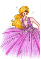 Evening Gown by Emilia89