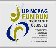 UP NCPAG ALUMNI FUN RUN 2012 by novice27