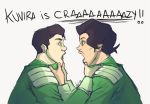 KUVIRA IS CRAZY by TheVioletPanda