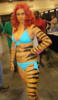 Brieanna as Tigra by norrit07