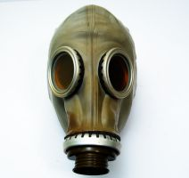 Gas Mask No. 1 by swanboy