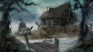 witches house by Bonbon4ik