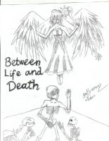 Between Life and Death by Jenny-Draw