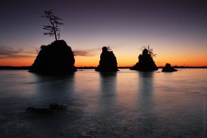 Three Graces - 2 - Oregon by pyro303