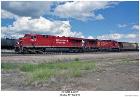 CP 8829 + 8517 by hunter1828