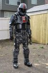 Custom ODST Halo Suit by JohnsonArms