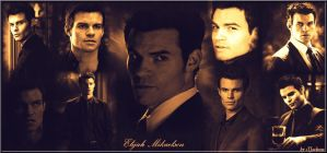 .. The Originals - Elijah Mikaelson... by sTJackson