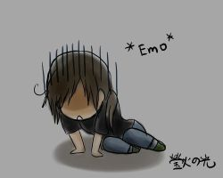 ID: Emo me by qianying