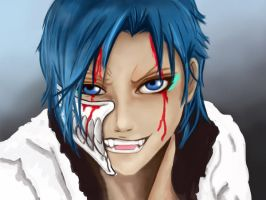Grimmjow by Pipster61