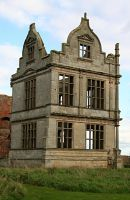 Moreton Corbet Castle, Shropshire by OghamMoon