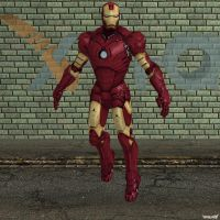 XNA Iron Man by X-N-A