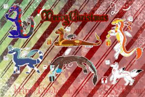 Merry Christmas - 2 by fordonia