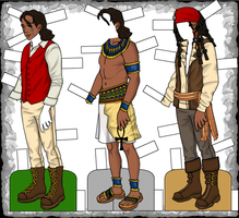 Isi Costumes by rockafellow
