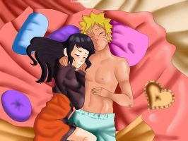 lovey dovey- NaruHina by XJose-chanX
