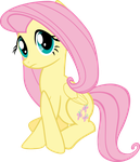 Fluttershy Slide by Synthrid