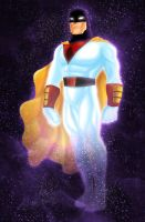 Space Ghost by Darda