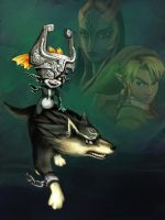 Twilight Princess by vanilla-snow