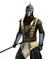 Assassins Creed Revelations Shahkulu by SessaV