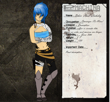 Project Machina Reboot- Robin Locksley by Halloween-reject