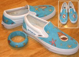 Summa Time VANS by theartful-dodge
