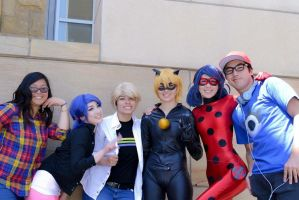 Simply the best - Miraculous Ladybug by OlliepopCosAndMore