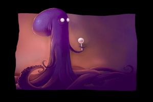Tentacles by poopdevil