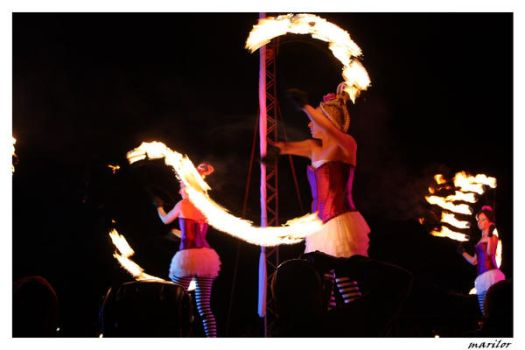 Fireshow 2 by Marilor