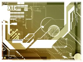 abstract vector thing... by aziroth